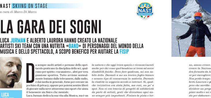 Sciare Magazine ottobre 16