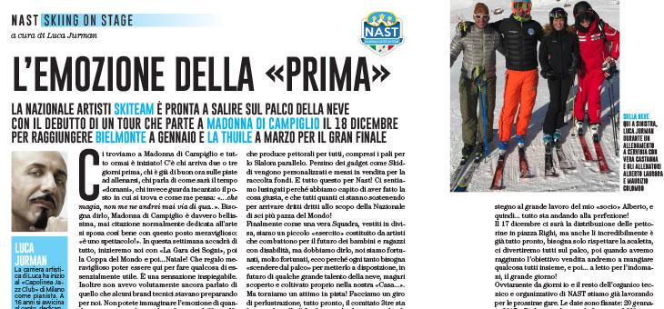 Sciare Magazine 15 dicembre 16
