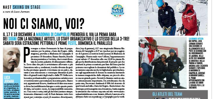 Sciare Magazine 1 dicembre 16