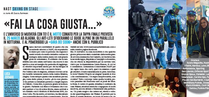 Sciare Magazine 15 Febbraio 17
