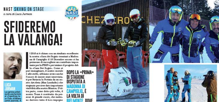Sciare Magazine 15 gennaio 17