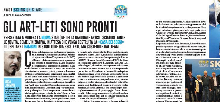 Sciare Magazine 15 Novembre 17