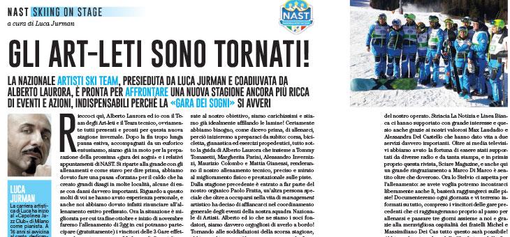 Sciare Magazine 15 Ottobre 17