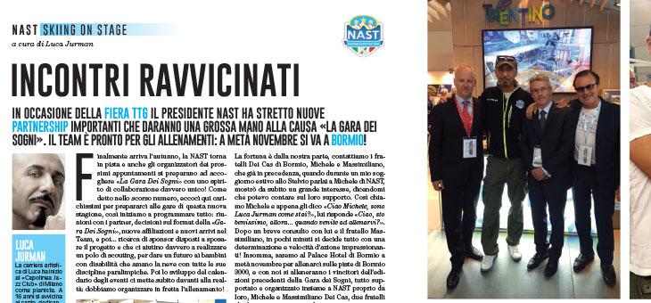 Sciare Magazine 1 Novembre 17