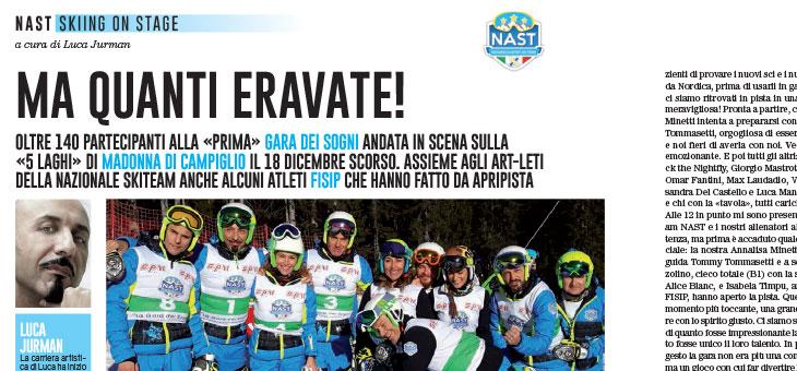 Sciare Magazine 1 gennaio 17